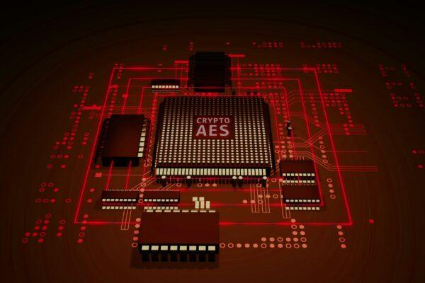 Crypto-AES IP Core
