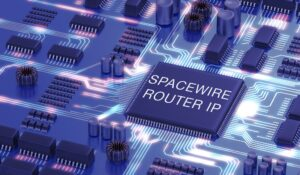 SpaceWire Router IP Core