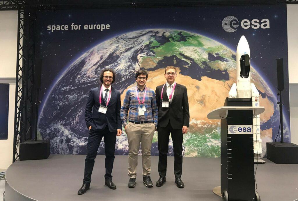 SCCC SW EGSE PROJECT FINAL PRESENTATION AT ESOC