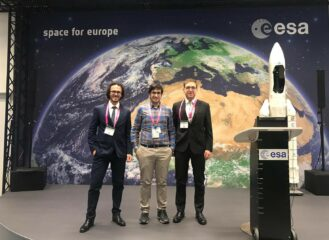 SCCC SW EGSE PROJECT FINAL PRESENTATION AT ESOC