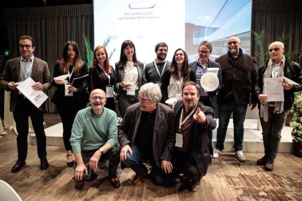 "THIRD PRIZE AWARD AT ""PRIMAVERA D'IMPRESA"""