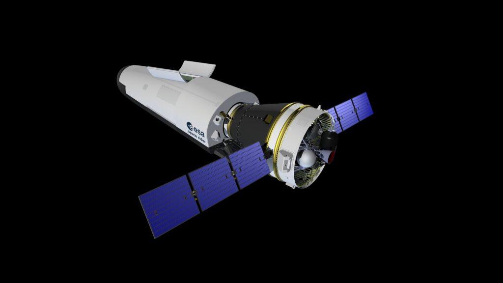 MILANOFINANZA SPEAKS ABOUT INGENIARS ON ESA SPACE RIDER