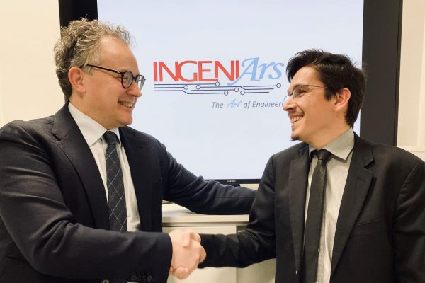 NEW CEO FOR INGENIARS